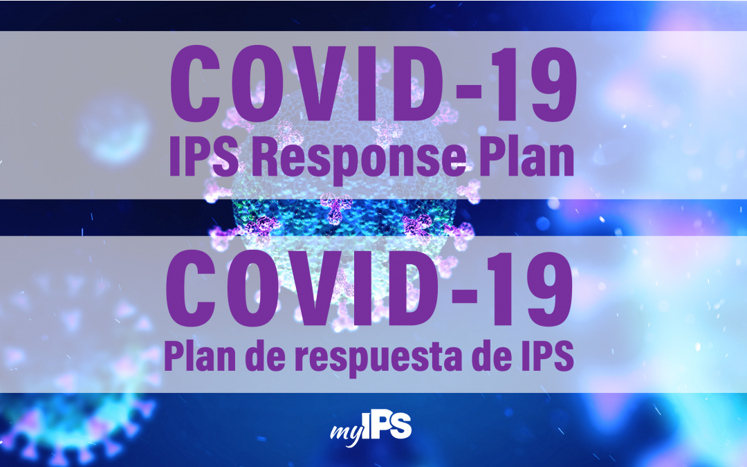 IPS COVID-19 Response Page